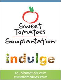 Restaurants in the suburbs of Chicago are named Sweet Tomatoes, and the parent company operates other locations across the United States under the name Souplantation.