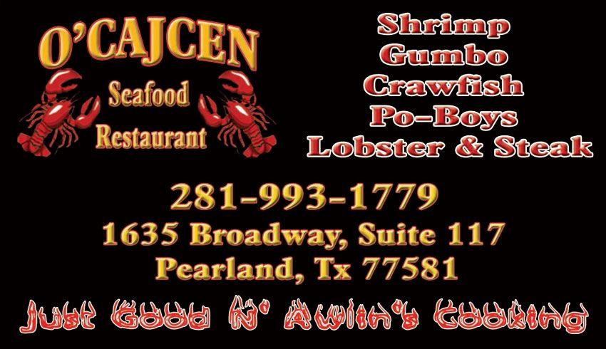 O'Cajcen Seafood Restaurant