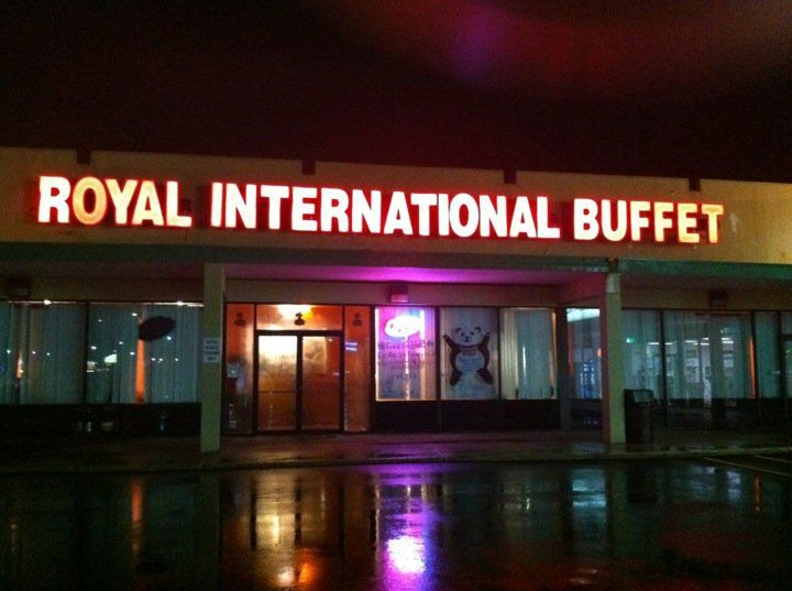 Royal International Buffet
