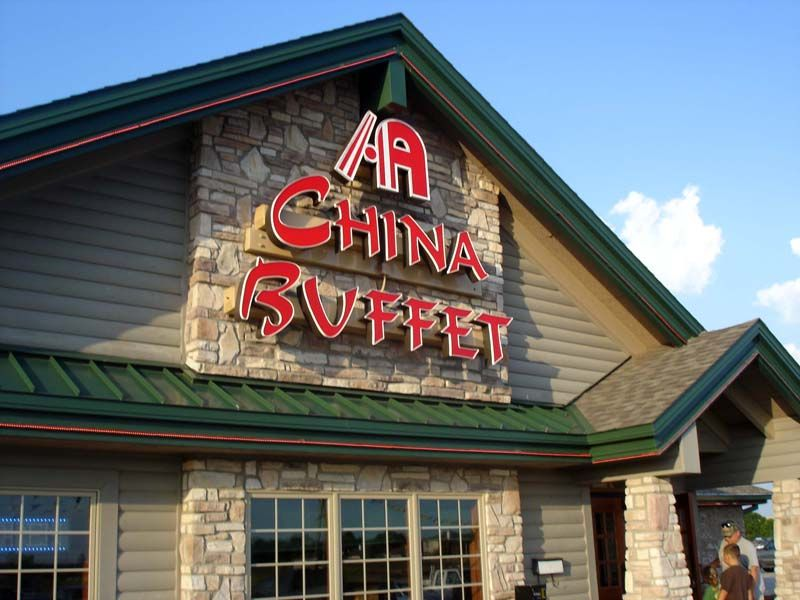 A China Super Buffet